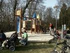 Kleinspielplatz für die Kleinsten
