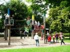 Spielparadies Niedrigseilgarten