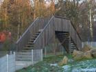 Rundweg über die Fördervereins-Brücke