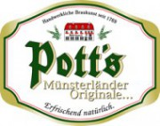 Logo Potts Breuerei