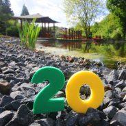 Fest zum 20-jährigen Bestehen des Fördervereins